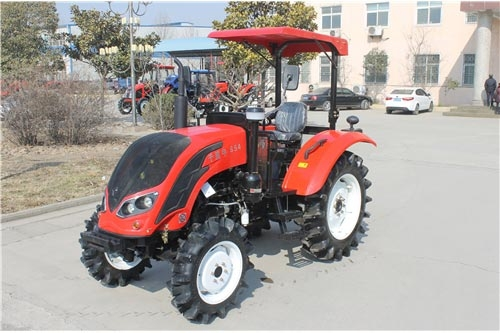 QLN-650/654 tractor (65hp 47.8KW 2/4WD)