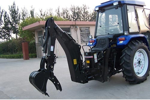 Tractor Backhoe (matched from 25hp to 140hp tractors)
