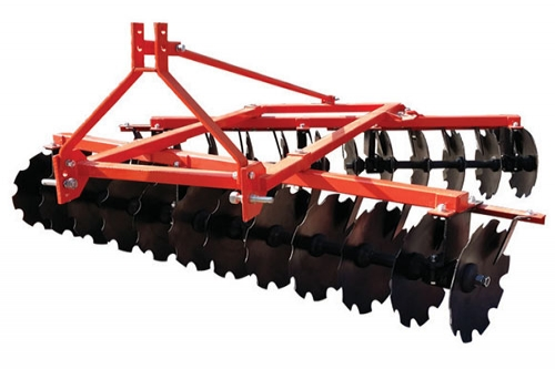 Mounted Light-Duty Disc Harrow