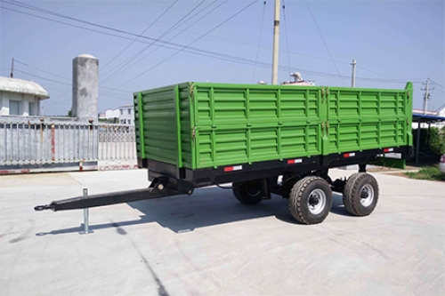 Trailer(matched from 25hp to 140hp)