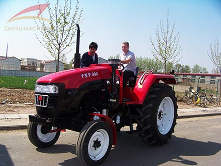 wheel tractor, farm tractor for sale