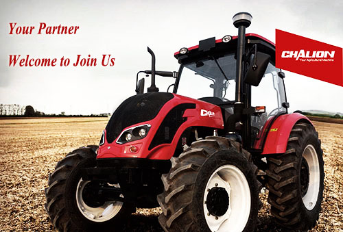 CHALION tractor dealer