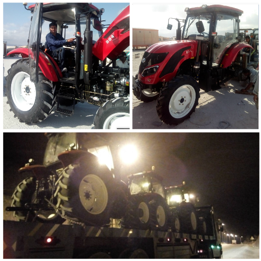 804HP tractor