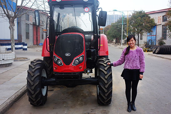 QLN ideal farm tractor for sale