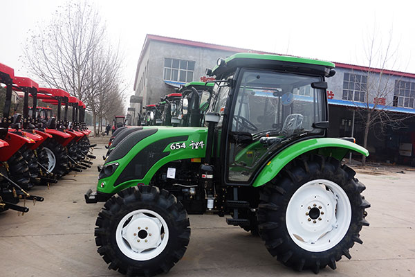 Farm tractor manufacturer