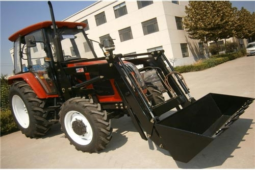 Front End Loader/Bucket (matched from 25hp to 140hp)