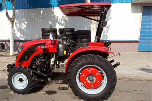QLN-454 tractor (45hp 33.1KW 4WD)