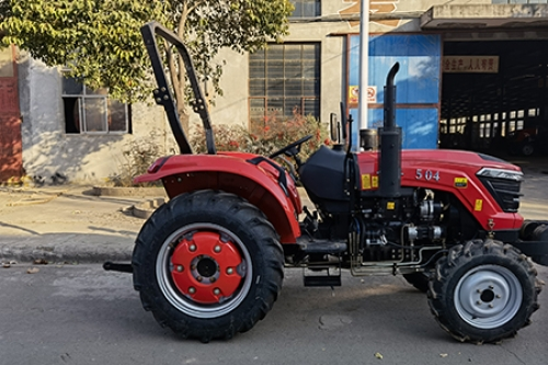 QLN-504 tractor (50hp 36.8KW 4WD)